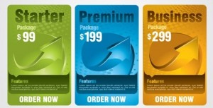 package pricing