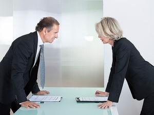business partner problems