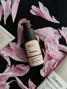 A photo of cosmetics company Ordinary Colours' foundation.