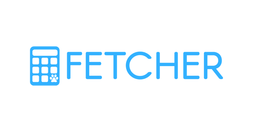 Fetcher's logo.