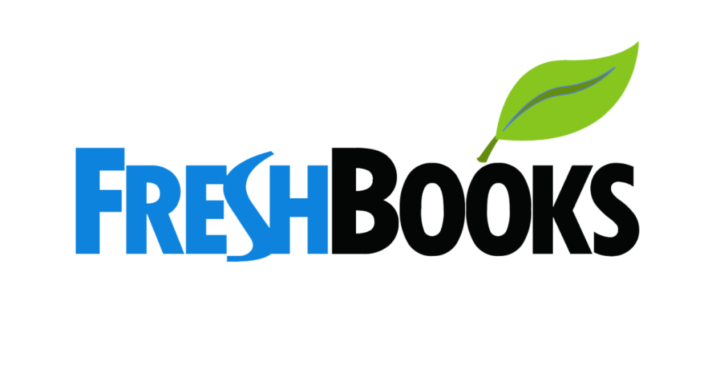 FreshBooks' logo.
