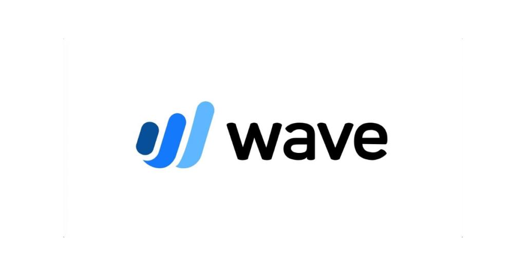 Wave's logo.