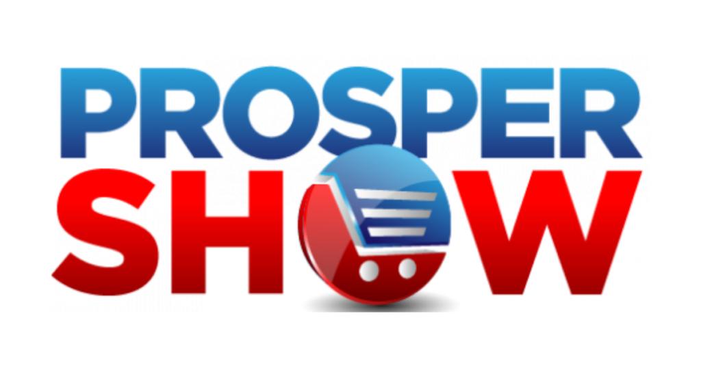 Prosper Show's logo.
