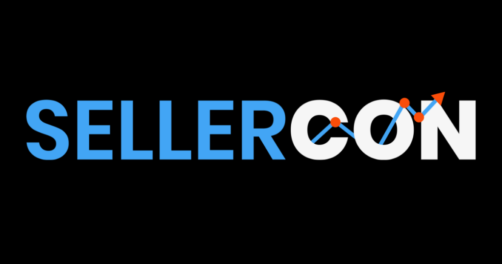 The logo for SellerCon.