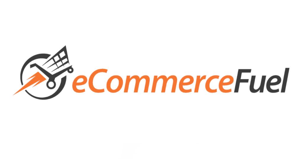 eCommerce Fuel's logo.