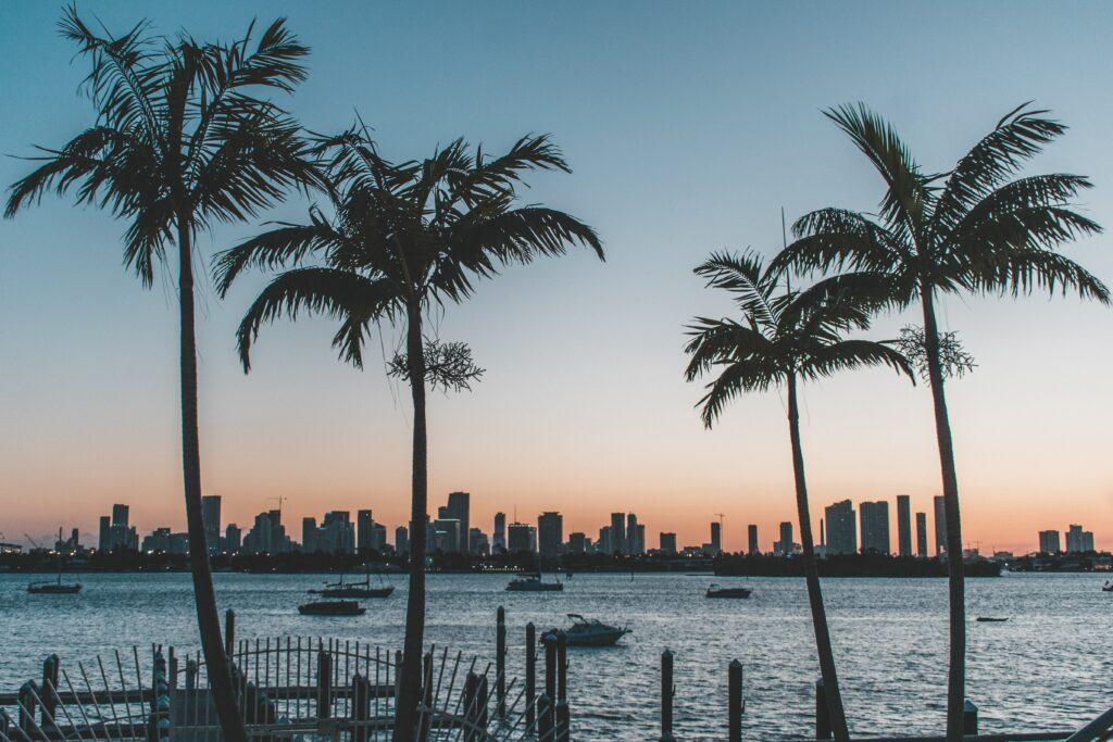 A photo of Florida.