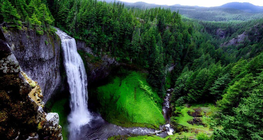 A photo of Oregon.