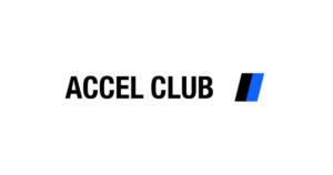 Accel Club's logo.