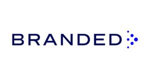 Branded's logo.