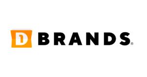 D1 Brands' logo.