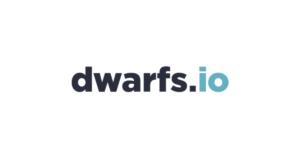 Dwarfs.io's logo.