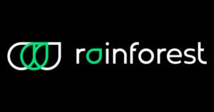 Rainforest's logo.